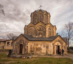Samtavro monastery voyage