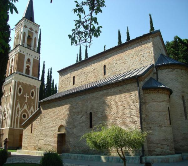 bodbe monastery georgia