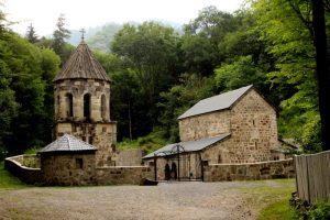 green monastery tour