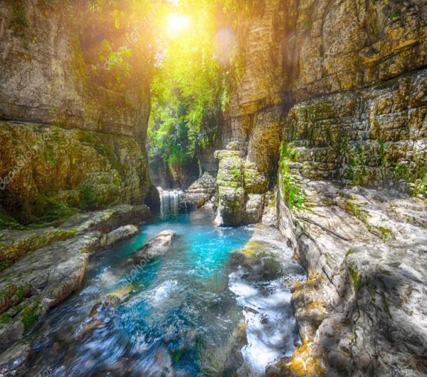 Martvili Canyon