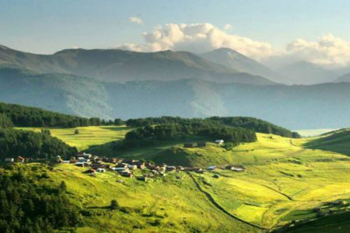Tusheti tour Georgia