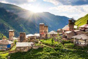 Georgia UNESCO Heritage