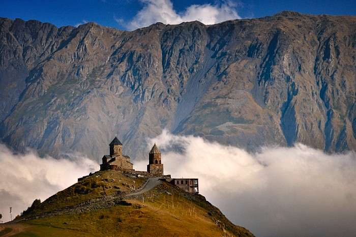 Georgia Kazbegi tour