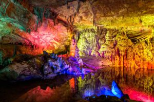 cave canyon tours Georgia
