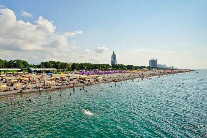 Batumi tour packages