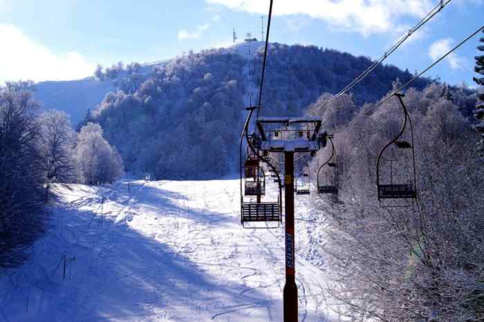 Bakuriani Georgia Snow tour package