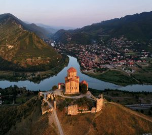 Jvari monasteri voyage 1
