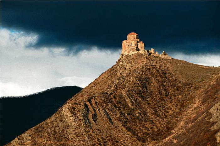 Jvari monastery voyage