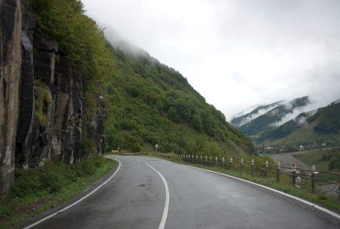 gudauri road