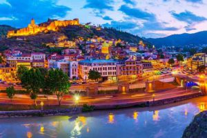 Tbilisi city tour