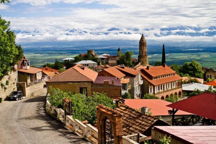 Pilgrim day tour in Kakheti