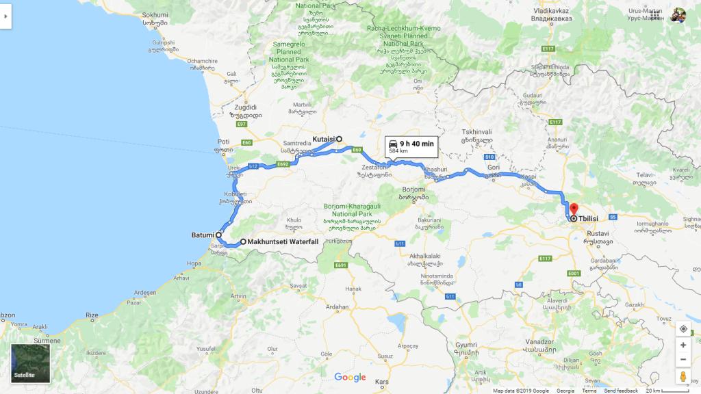 Visit Batumi Georgia
